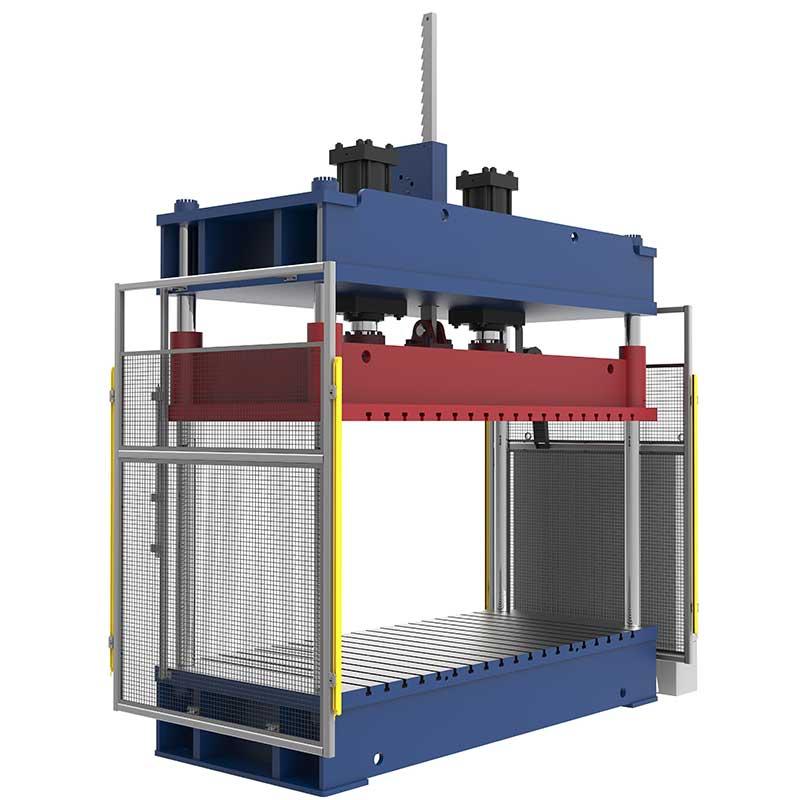 Hydraulic Press For Sale   C-Frame, Horizontal, Straight