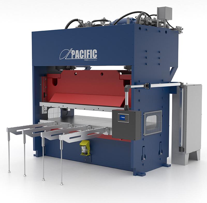 300 Ton OBL Press