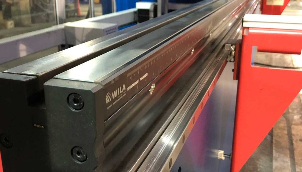 Press Brakes Then and Now