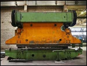 Press Brakes, Then and Now | History of Hydraulic Press Brakes