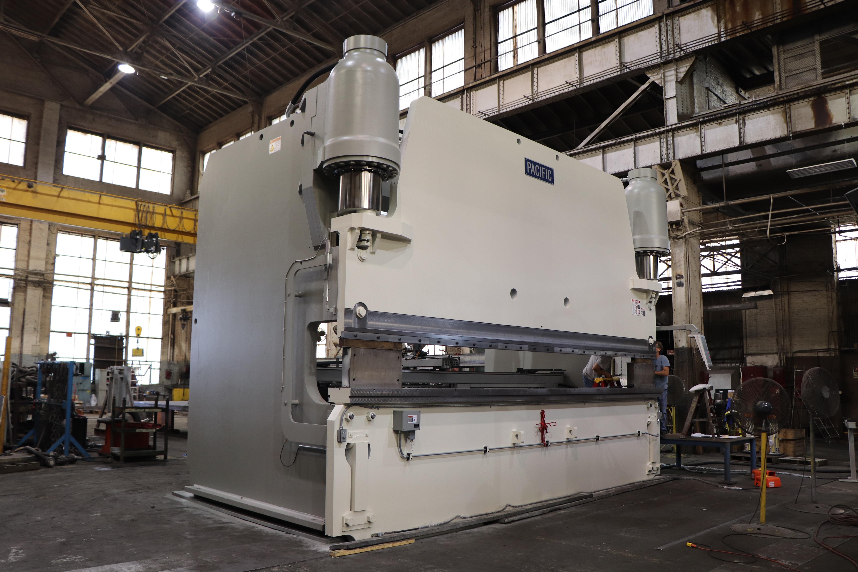 4-Post Hydraulic Press | Pacific Press Technologies