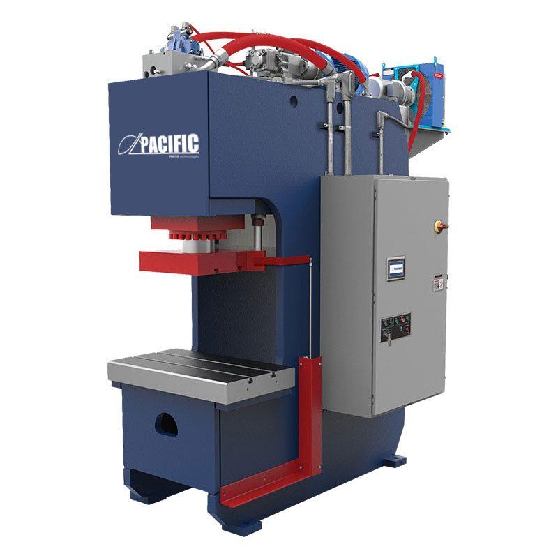Pacific Press C-Frame Press